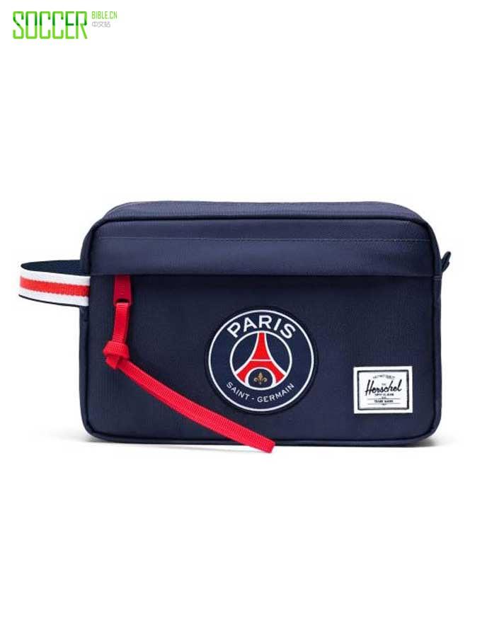 巴黎圣日耳曼联名和行发布背包