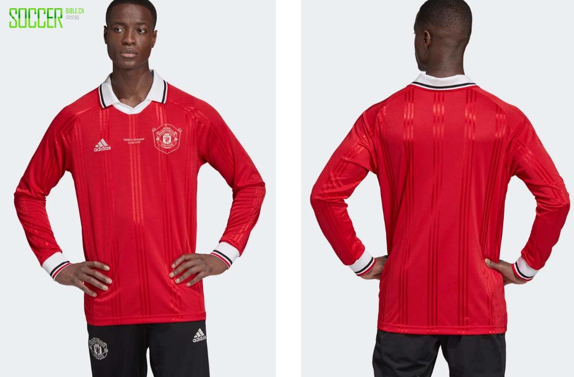 阿迪达斯推出Icons Jersey球衣系列