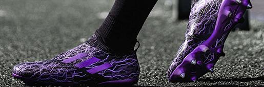 阿迪达斯推出第93款/最后一款Glitch外靴