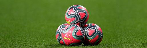 弃用?西甲冬季用球只能在恶劣天气使用