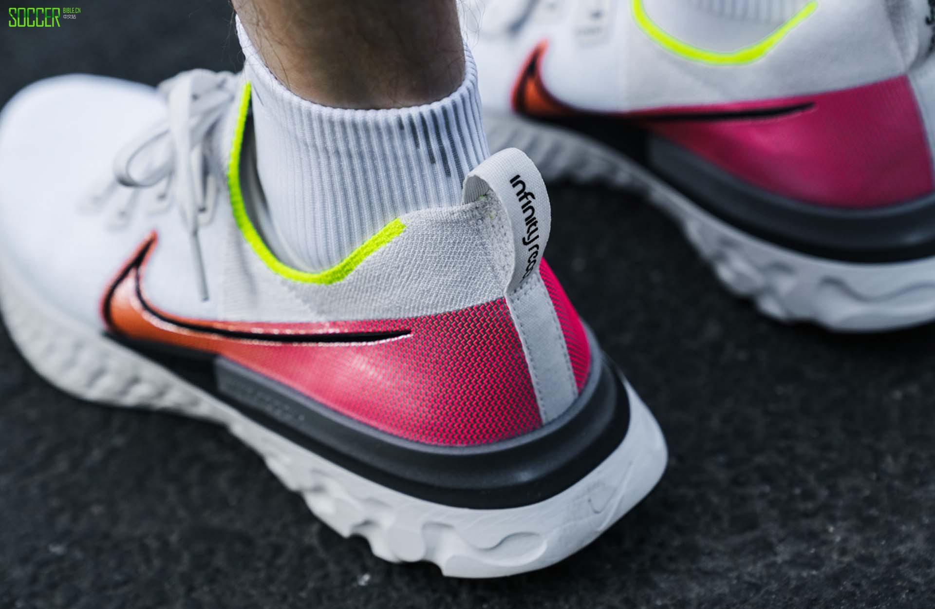 耐克发布React Infinity Run跑鞋
