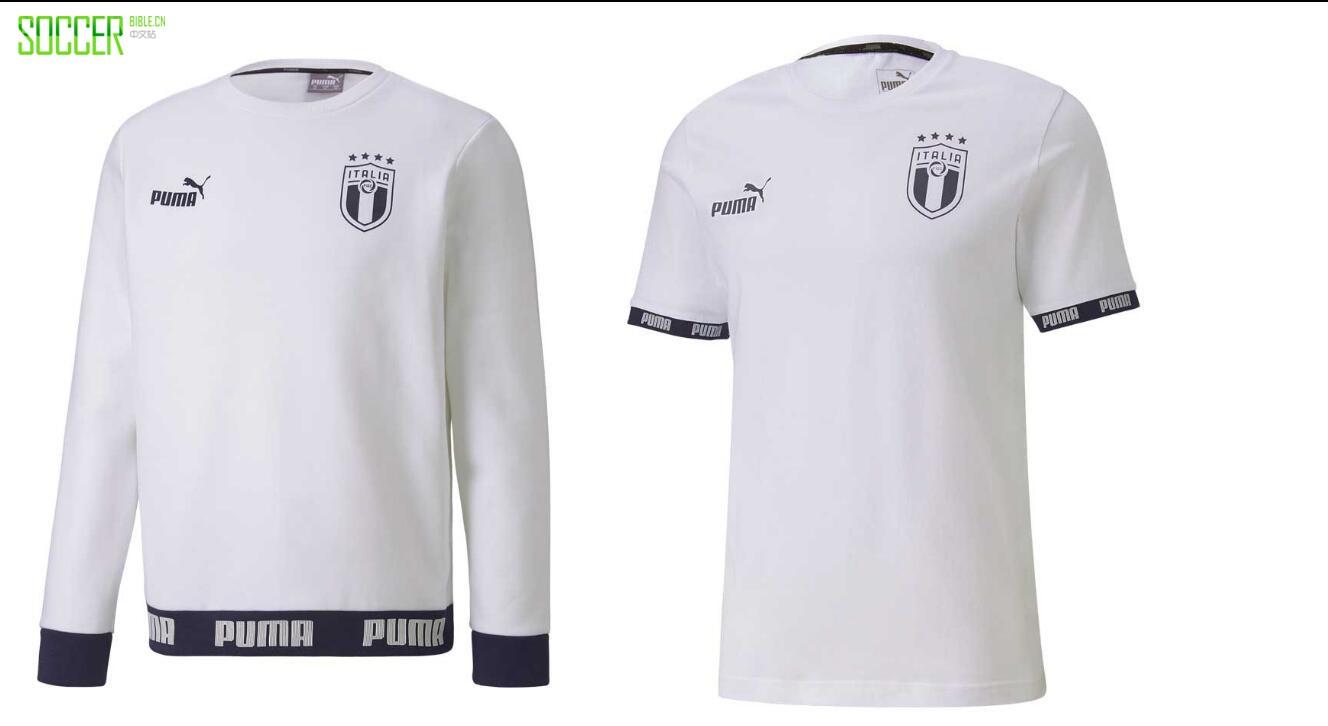 彪马发布意大利2020欧洲杯客场球衣