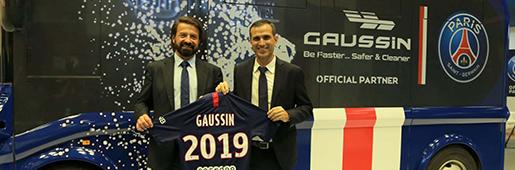 巴黎圣日耳曼2019年合作伙伴大盘点