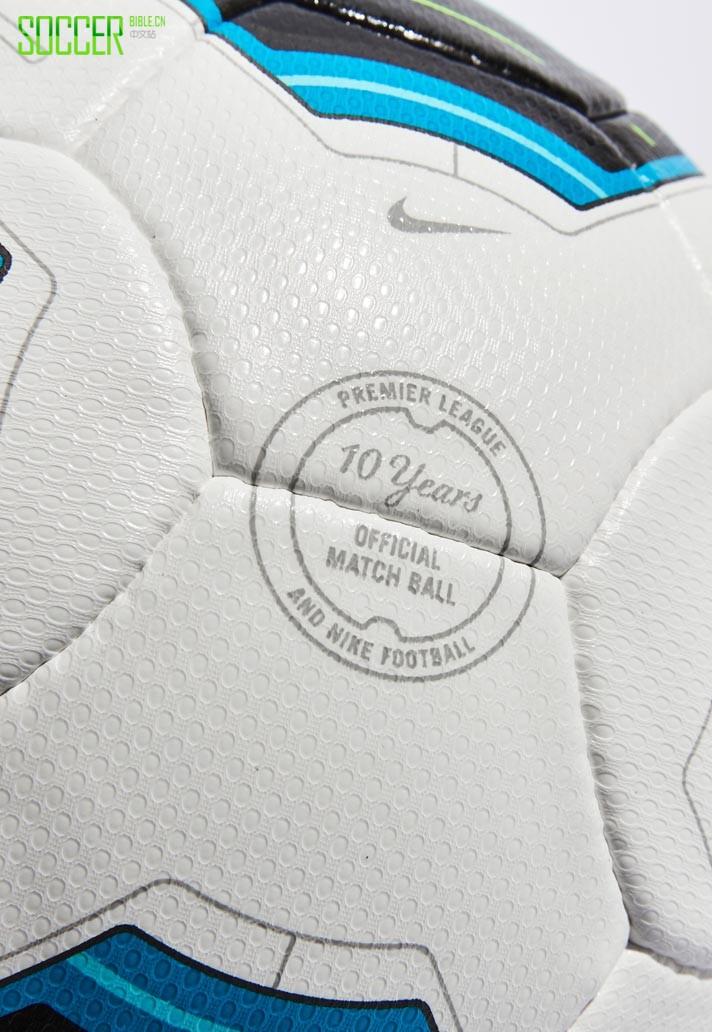 "耐克重新推出英超联赛T90 Tracer""周年""足球"