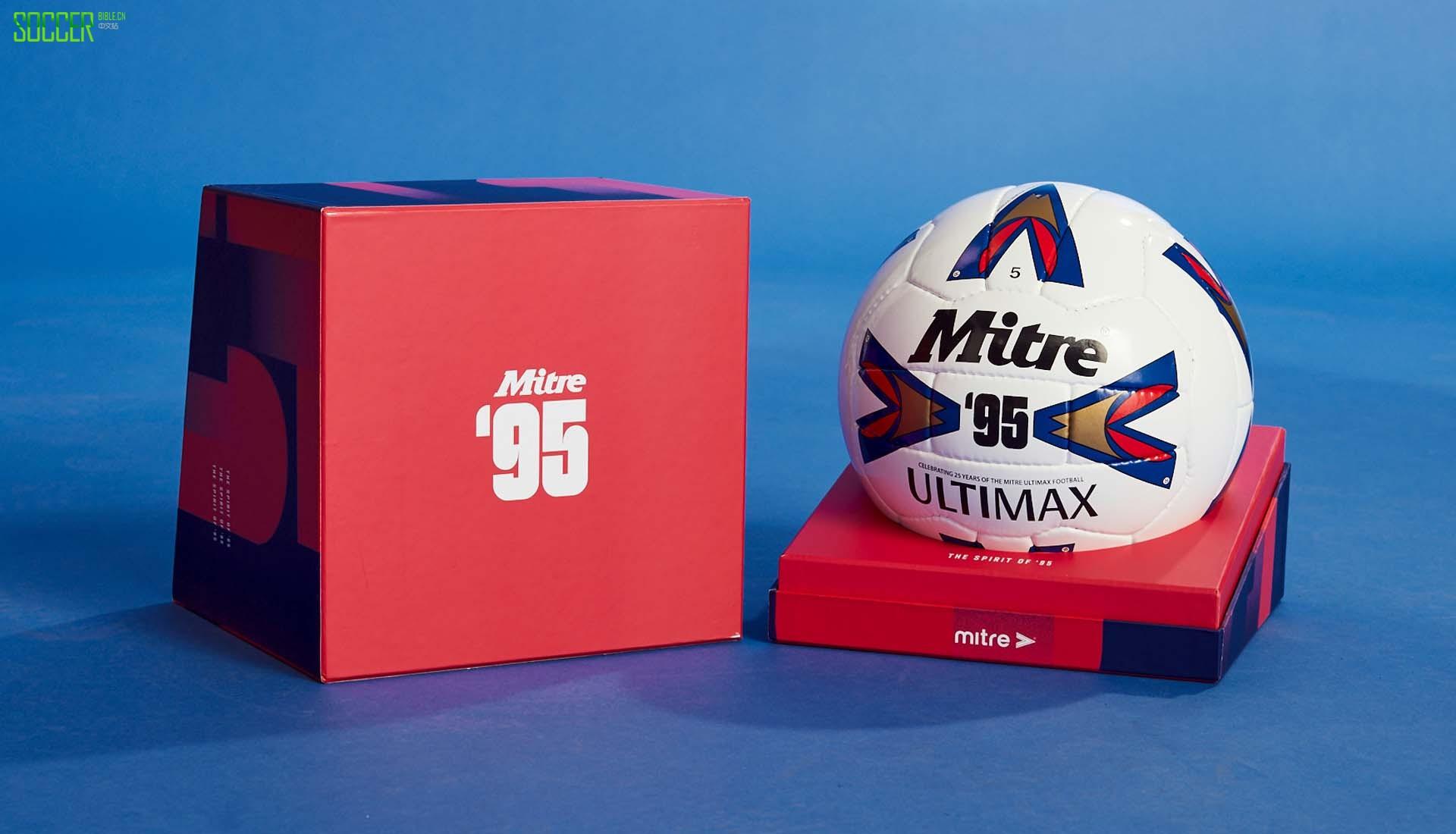 Mitre再次发布经典的Ultimax