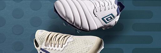 Umbro发布White Pack系列足球鞋